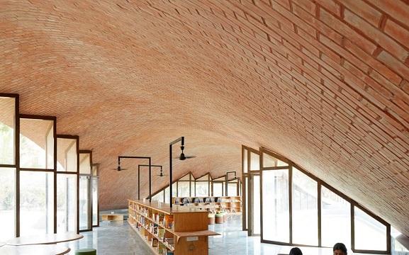Maya Somaiya Library Brick Awards